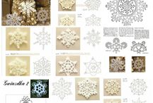Snehové vločky
