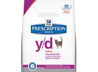 Hill's Feline Prescription Diets / Select Hill's Feline Prescription Diets are available at our clinic
