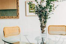ARCH | INTERIOR | dinnertable