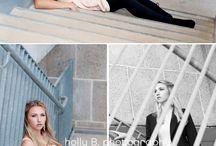 Girls senior pics / by Bri Fotografie