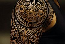 Tribal τατουάζ