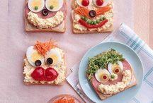 Tipy - dekorace z jídla