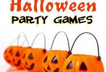 Halloween school party / by Jill Bauer