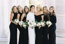 NYE Wedding Flowers