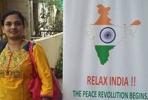 Padmajas EMPOWER INDIA  SPURRING HUMAN POTENTIALPROJECT / ITS MY NEW FREE PROJECT TO MAKE INDIA HAPPY STRESS FREE