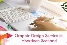 Graphic Design Service in Aberdeen Scotland
