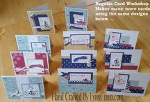 Regatta papers cards