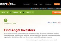 Find Angel Investors | Startups.co