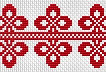 cross stitch ✂ / needlpoint, cross stich