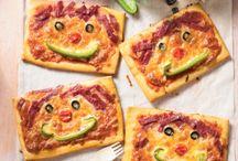 Kinder pizza