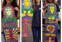 6 Egyptian art