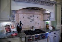 Custom Home in Riverside (Sandy Springs) / These photos showcase a custom home we built in Sandy Springs.
