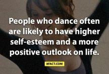 Dancing is me!
