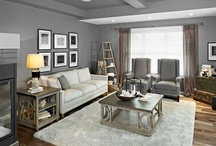 Living and Dining Rooms :) / by Nicole Feldman Crowder
