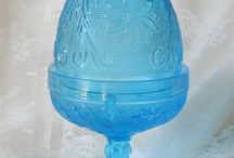Antique Glass and More / by Linda Bennett