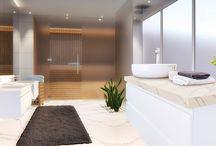 Bathrooms | Calacutta Italia