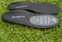 Plantar Fasciitis Insoles / The best insoles to treat that painful condition.