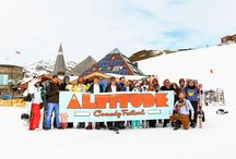 Altitude Festival in Mayrhofen, Austria