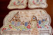 Embroidery - Pictures / Embroidery