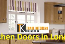 Kitchen Doors in London / The workplace is one of the areas in your residence which truly demands attention. There are various types of Kitchen Doors in London which you certainly can take into due estimation.