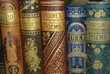 Amazing Writers &  Books / From Classics to Guilty Pleasures, some wonderful books to read. / by A.E. Tyree