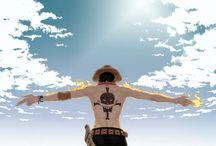 One Piece / #OnePiece #Nakamas #Mugiwaras