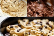 Baked treats and desserts