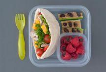 Lunches prepared in advance