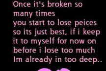 Broken Hearted..