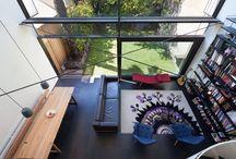 Casserly House - Three C Architects - Slate Eclipse Cork Flooring