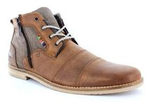 European made Footwear / Men's European styled footwear