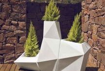 VASI - FIORIERE / Idee e proposte per decorare la vostra casa con vasi di design originali