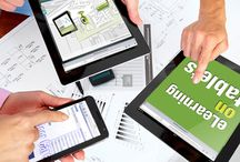 eLearning On Tablets / by Upside Learning