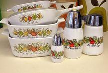 Vintage Corningware / Pyrex