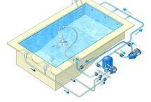 planos de piscina