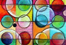 Abstract art ideas