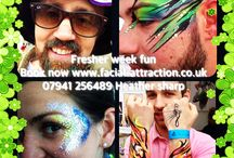 #freshersweek Book now! / www.facial-attraction.co.uk 07941 256489 Heather sharp