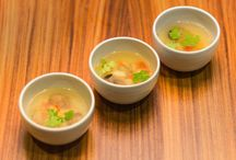Thai Hot Soups / A collection of Thai Soups served at Dusit Thani Abu Dhabi Hotel Restaurants. / by Dusit Thani Abu Dhabi