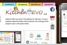 Kitchen Evo / my software multi cookbook multi languages http://katie08.altervista.org/kitchenevo/index.html