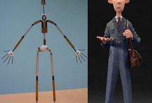 Stop Motion Puppet Fabrication