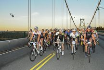 Cyclosportives / A cyclosportive, or often simply sportive, is a short to long distance, organised, mass-participation cycling event, typically held annually. The Italian term Gran Fondo is commonly used for these events in the United States, Australia and some other English-speaking countries.  Cyclosportive is short for the French term randonnée cyclosportive (the spelling cyclosportif is sometimes also used but cyclosportive is correct as randonnée is a feminine noun in French).