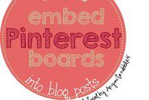Pinterest's tools & use