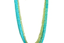 Chunky Necklaces & Beautiful Beads / These bold beauties are custom created by Gary Shteyman at personastyle.com