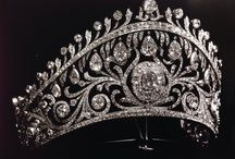 Tiaras and crowns / by Erica Welch