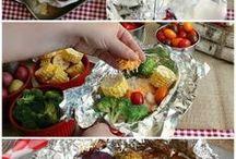 Food- Camping