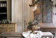 FRENCH COUNTRY DESIGN / Interior Design