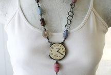 klock-smycken