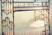 beautiful bedrooms. / by Emily Brock