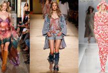 Trends voorjaar 2015 / Wat is er te zien op de catwalk?