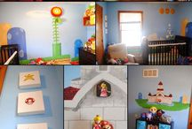 themed kids rooms